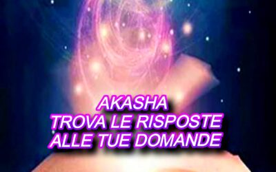 Consulta i tuoi Registri Akaschici
